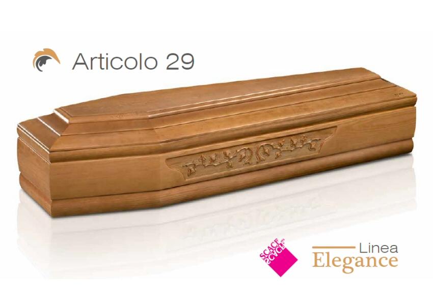 Articolo 29 Linea Elegance