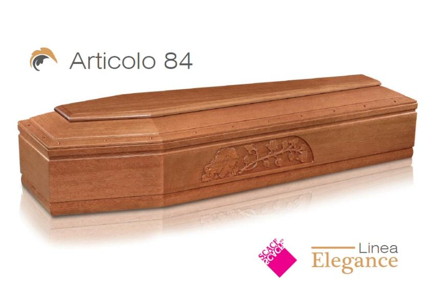 Articolo 84 Linea Elegance