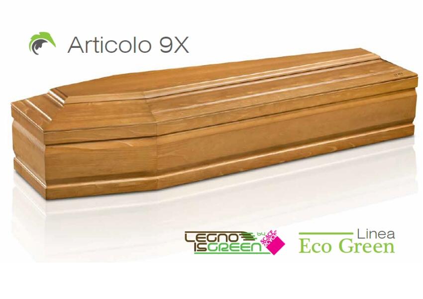 Articolo 9X EcoGreen