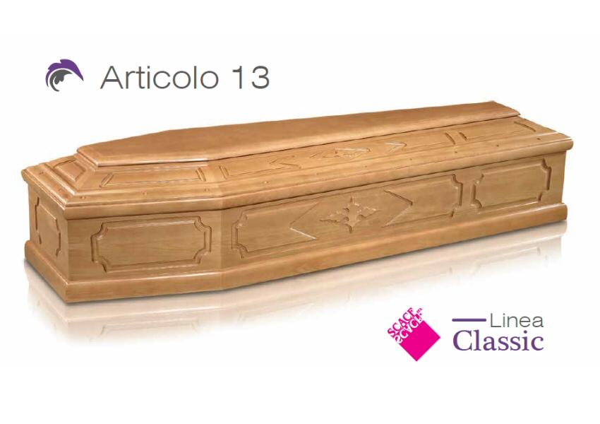 Articolo 13 – Linea Classic