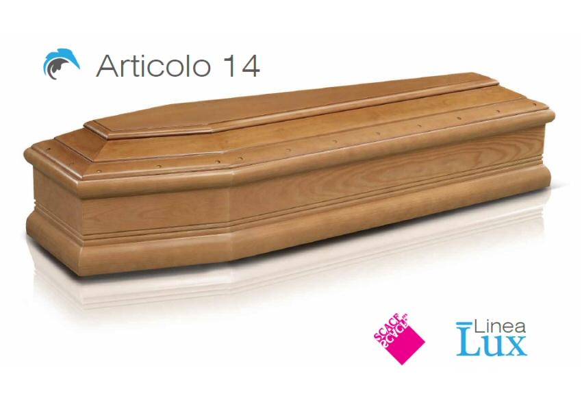Articolo 14 – Linea Lux