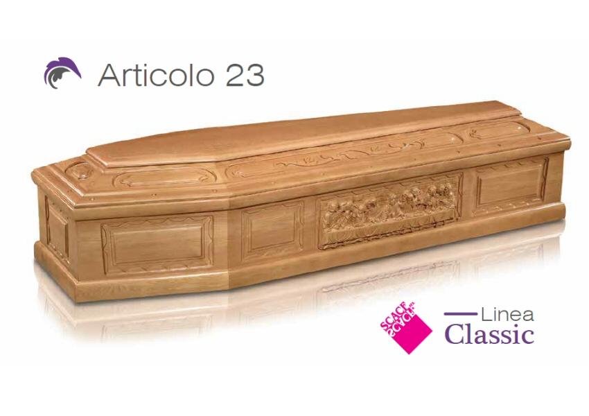 Articolo 23 – Linea Classic