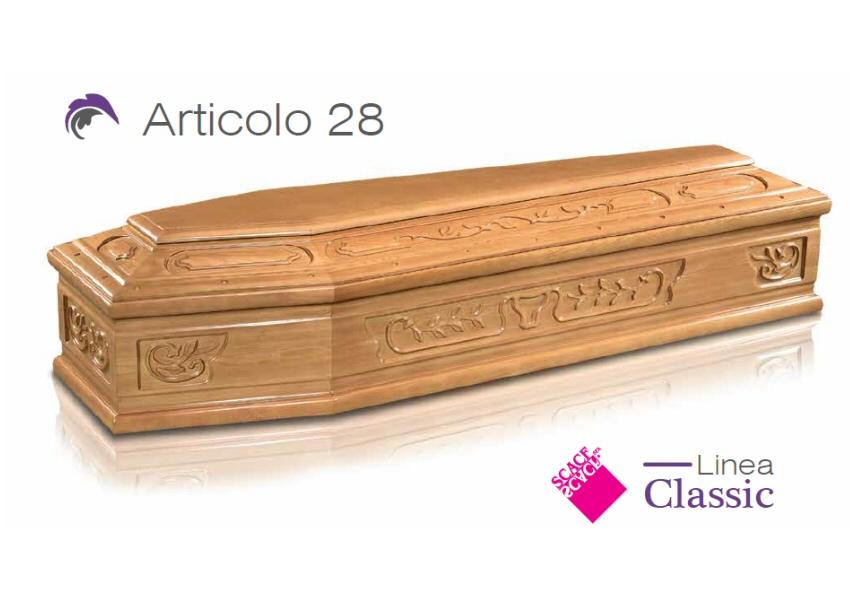 Articolo 28 – Linea Classic