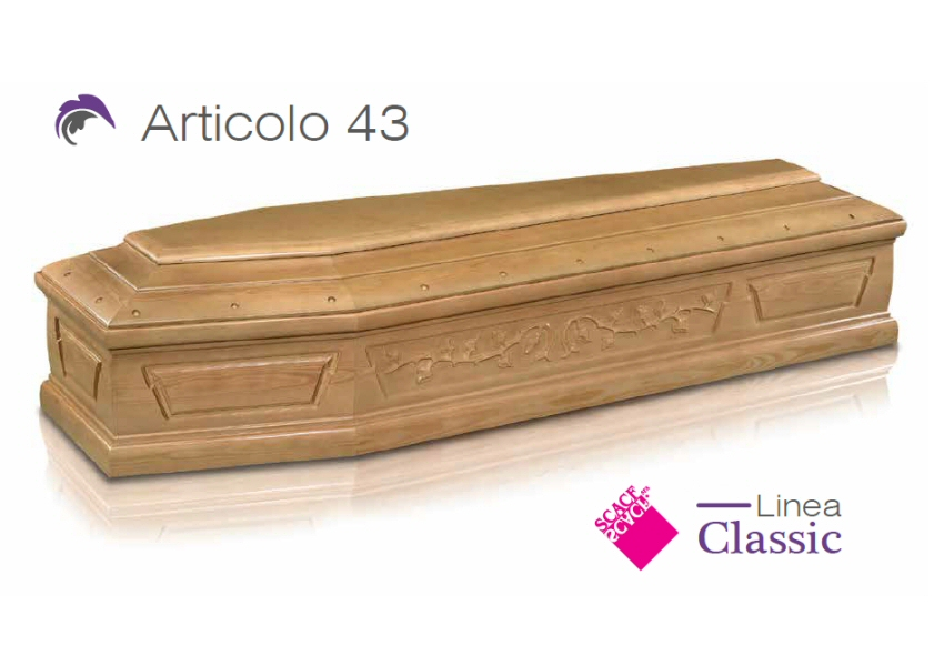 Articolo 43 – Linea Classic