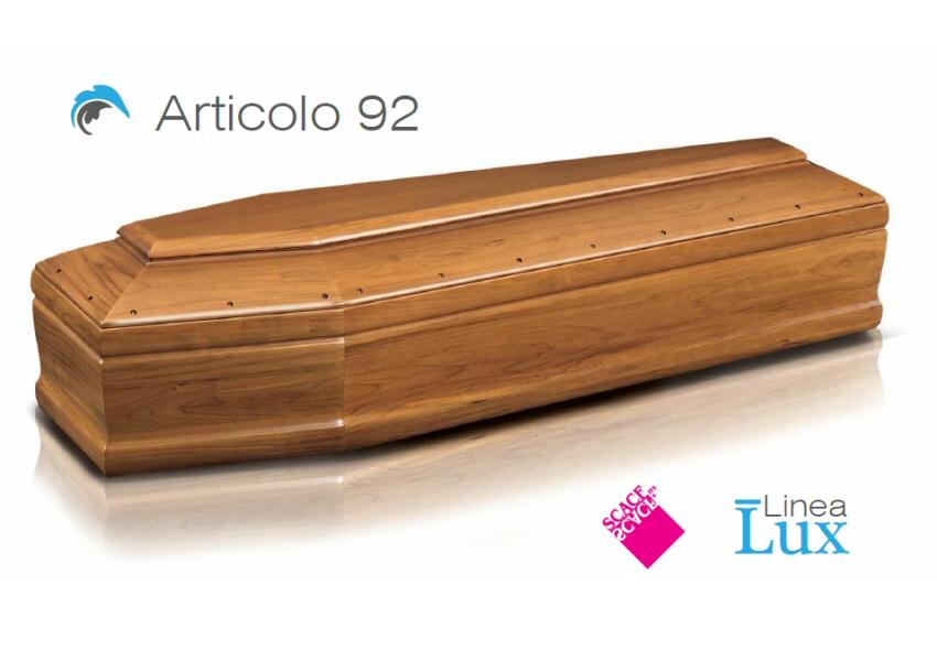 Articolo 92 – Linea Lux