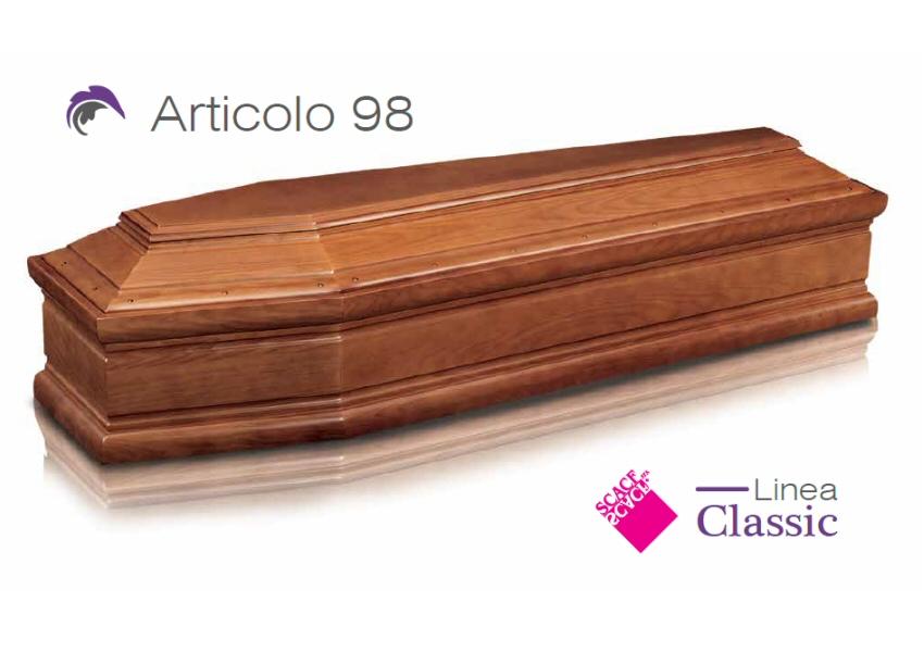 Articolo 98 – Linea Classic