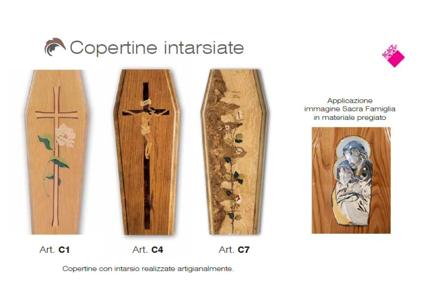 Copertine Intarsiate