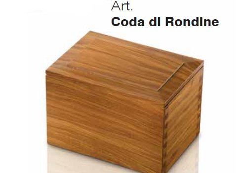 Articolo Coda di Rondine – Urne Linea Massello